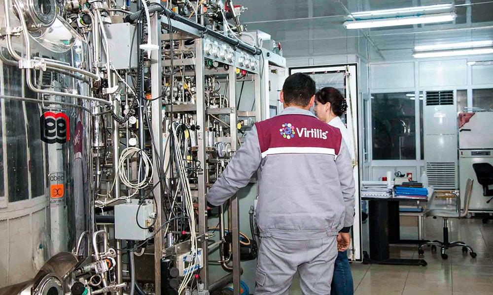 Virtilis Takes Firm Steps Towards the Future