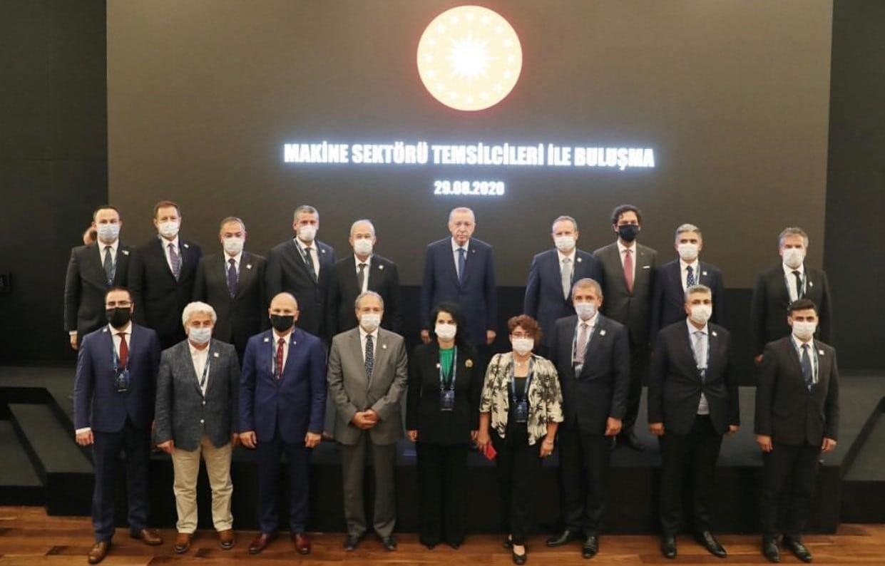 Polat Makina, yeni teknolojik ürünü ile Türkiye'de desteklenen 10 firmadan biri olarak yine fark yarattı.